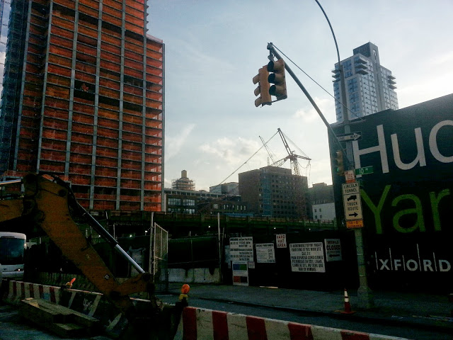 Hudson Yards Coach Tower
