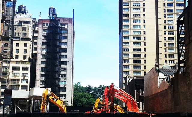 225 West 57th Street Demolition