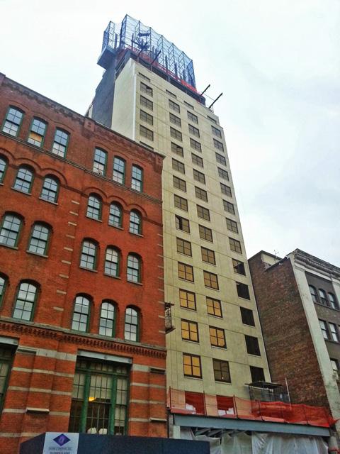 525 Greenwich Street