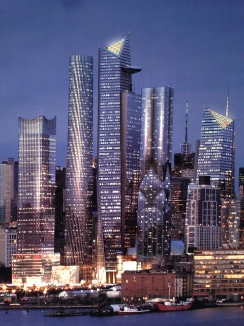 The Hudson Yards