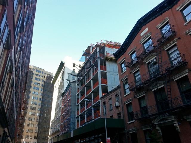 15 Leonard Street