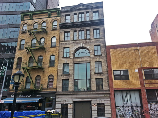 214 Lafayette Street