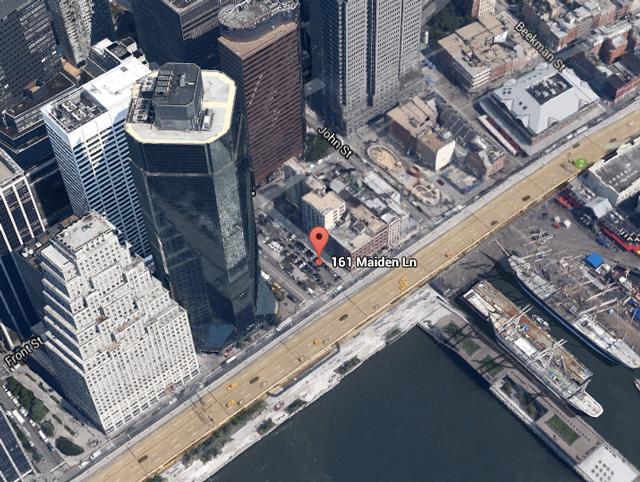 39 Fletcher Street Aerial