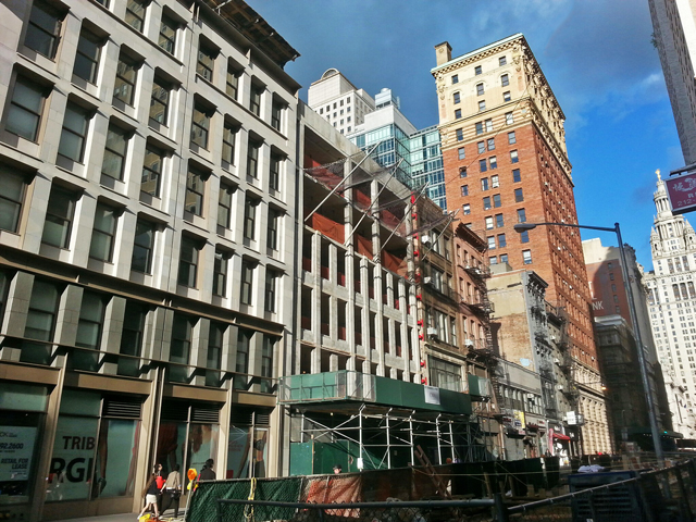 87 Chambers Street
