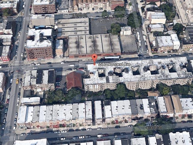 1580 Nostrand Avenue