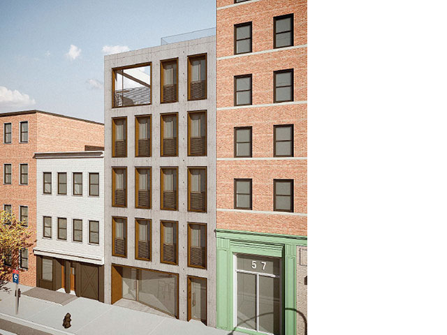 53 Grand Street, rendering courtesy of Investmates