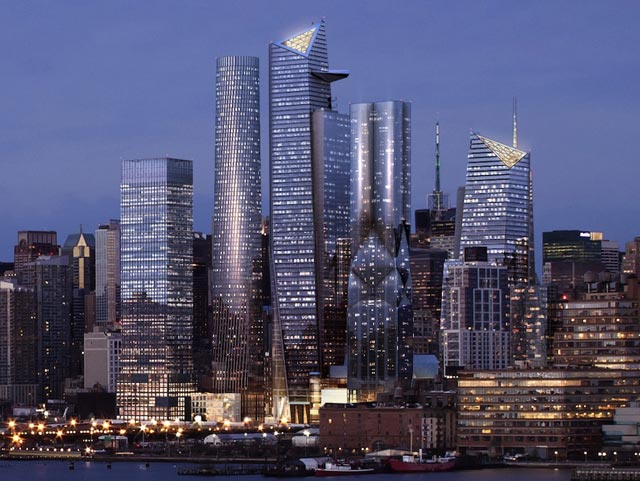 Related's Hudson Yards