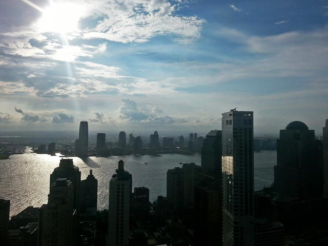 Jersey City View