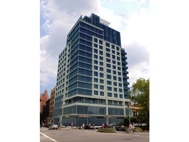 Rendering of 2230 Broadway, posted by the West Side Rag in 2013