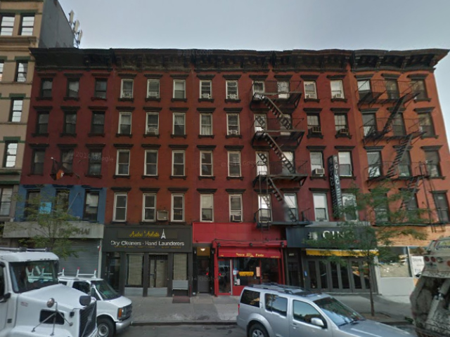 1558 Third Avenue, image from Google Maps
