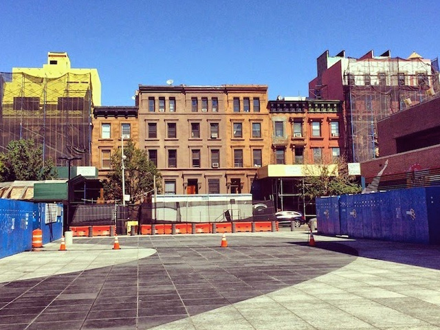 Two Harlem Expansions