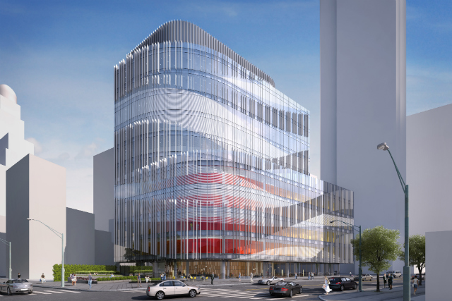 620 Fulton Street, rendering from Francis Cauffman