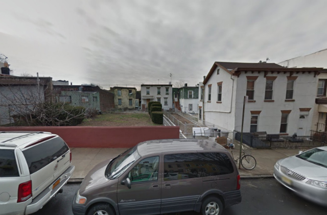 198 19th Street (empty lot and adjacent two-story building), image from Google Maps