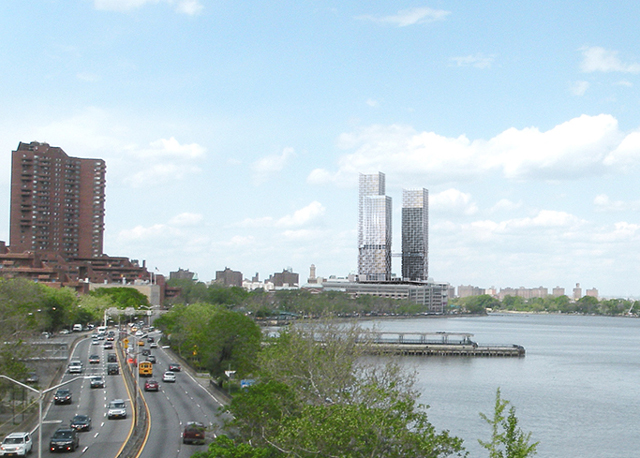 East River Plaza