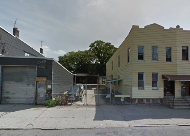 868 Lorimer Street, image from Google Maps