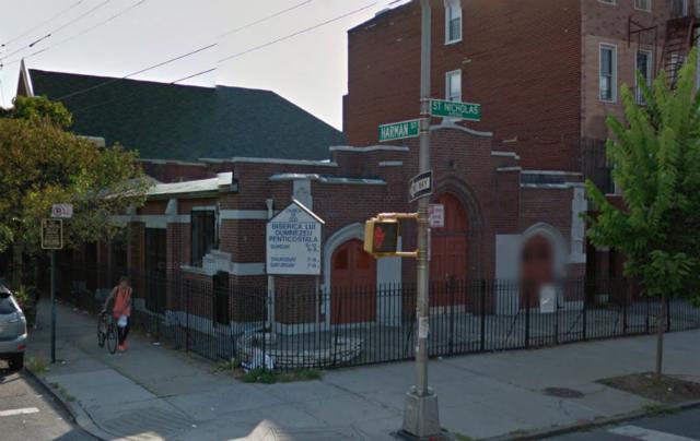 198 St. Nicholas Avenue, image from Google Maps