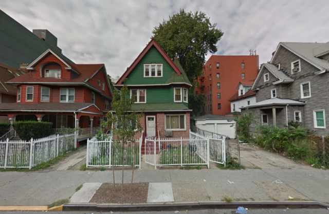 2100 Bedford Avenue, image from Google Maps