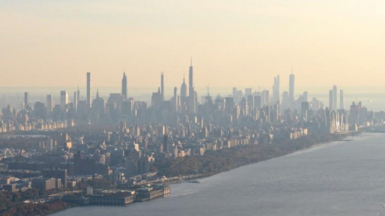 NYC Skyline in 2023
