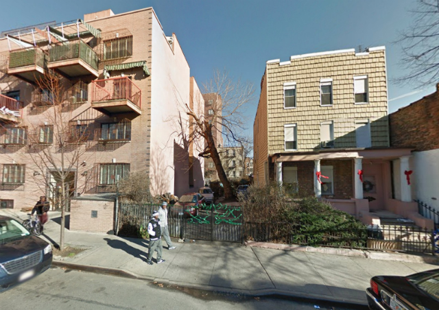 241 Franklin Avenue, image from Google Maps