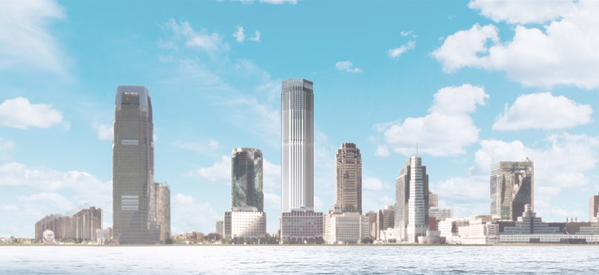 Yimby Today Jersey City S Mayor Fulop Unveils New Skyline