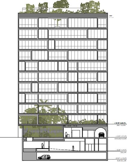527 West 27th Street, aka Jardim