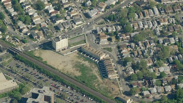 171-04 Baisley Boulevard, image from Bing Maps