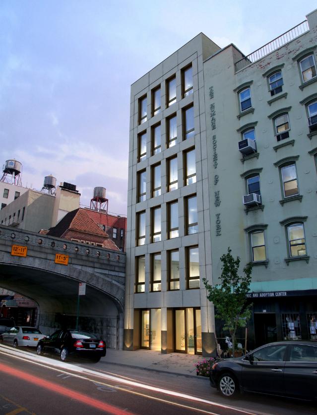 308 East 59th Street, rendering by C3D