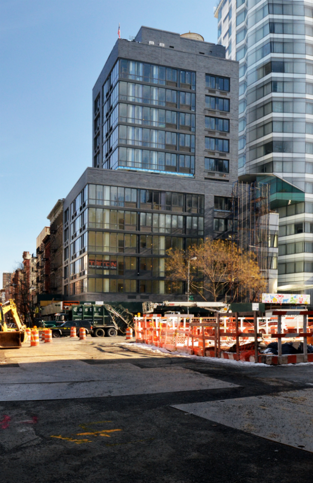 35 Cooper Square, image by Tectonic