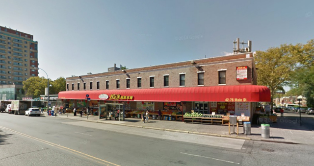 42-76 Main Street, image from Google Maps