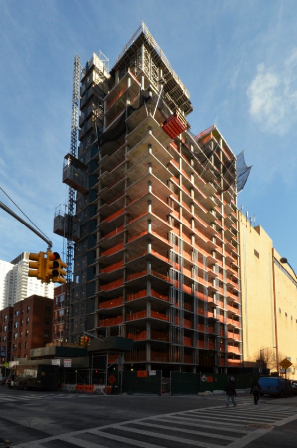 501 East 74th Street, image by Tectonic