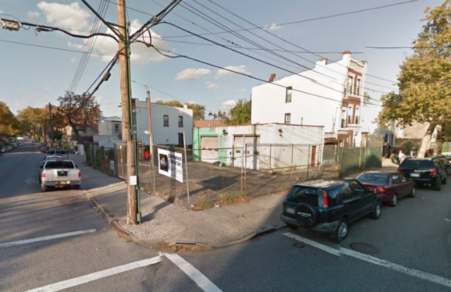 599 East New York Avenue, image from Google Maps