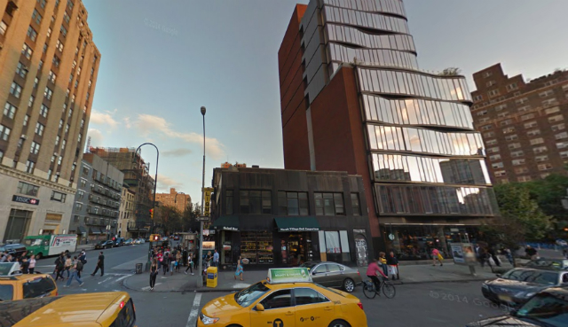 74 Eighth Avenue, image from Google Maps
