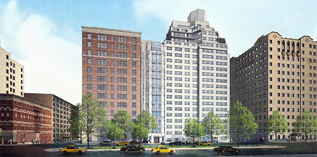Proposal for 807 Park Avenue
