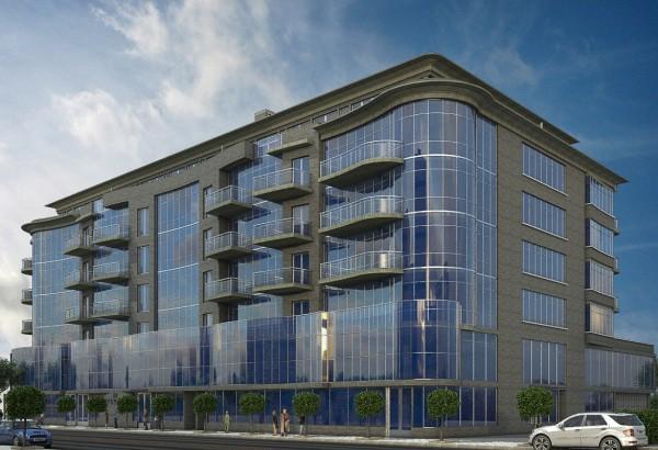 104 West End Avenue, image by Zproekt