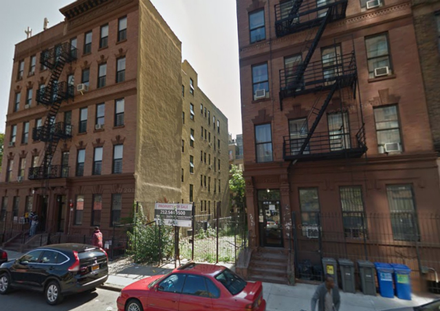 10 West 132nd Street, image from Google Maps
