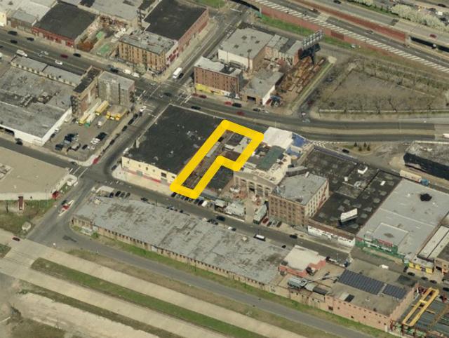 156 Bruckner Boulevard, image from Bing Maps