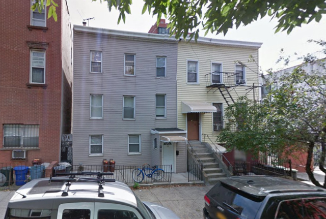 18 & 20 Garfield Place, image from Google Maps