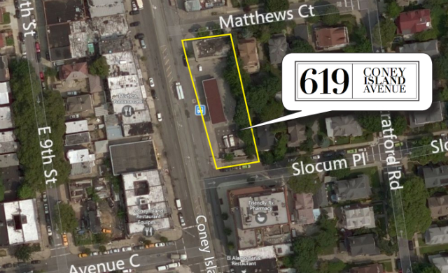 619 Coney Island Avenue, image from CPEX