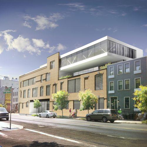 850 Metropolitan Avenue, image by RoArt