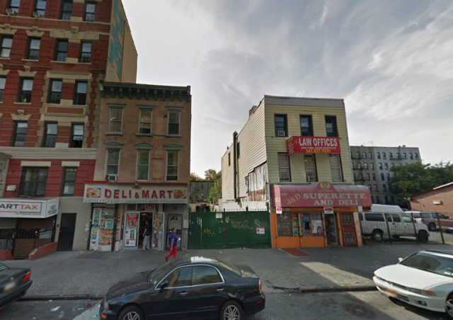 924 Myrtle Avenue, image from Google Maps