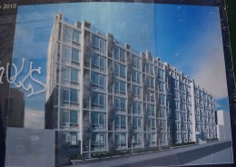 247 north 7th street construction rendering