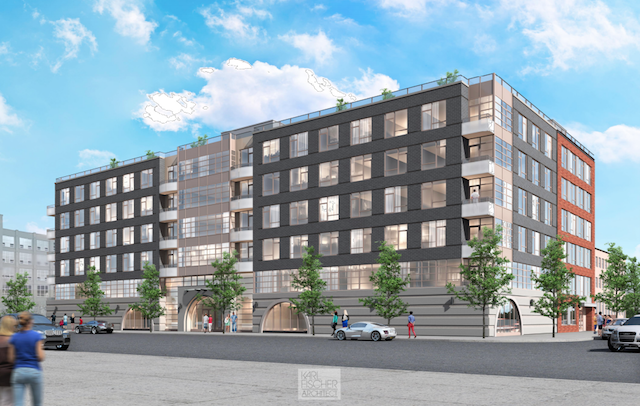 26 west street greenpoint rendering