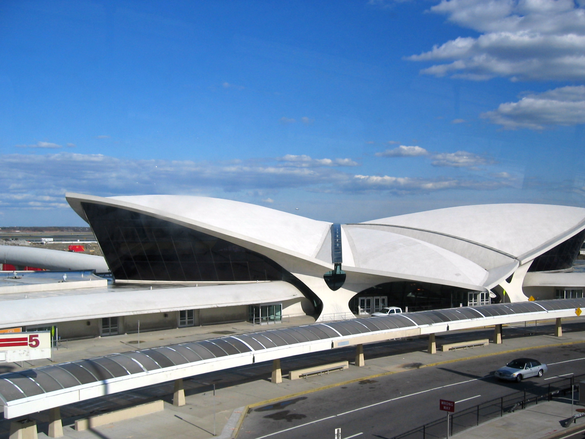 TWA Terminal at John F. Kennedy International Airport