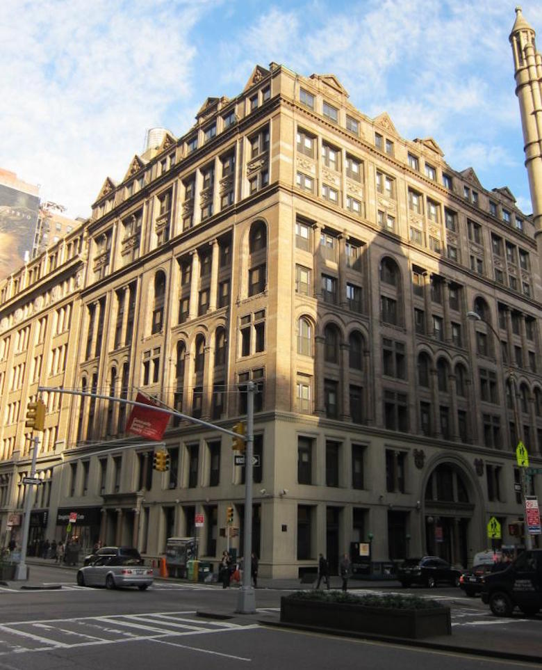 united charities building 287 park avenue south