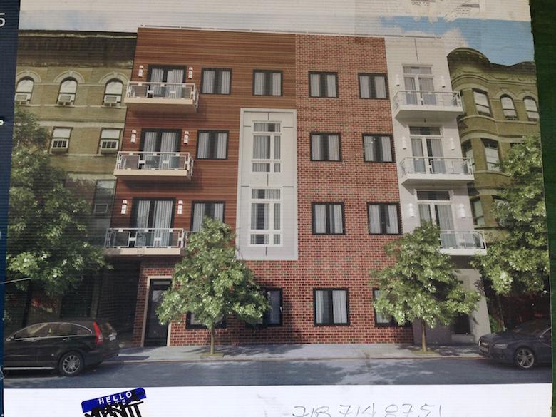 1444-1446 bedford avenue crown heights rendering 52015