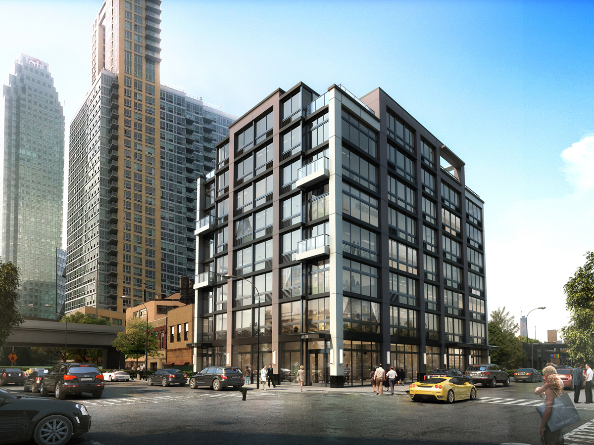 24-12 42nd Road long island city rendering