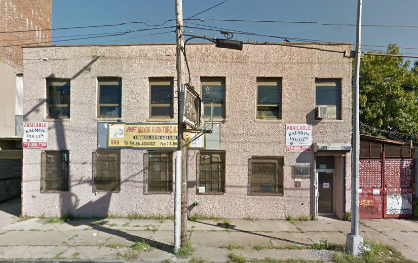 599 johnson avenue bushwick gmaps