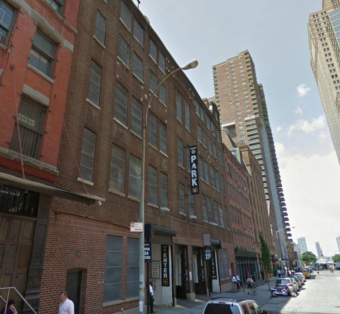 56 North Moore Street