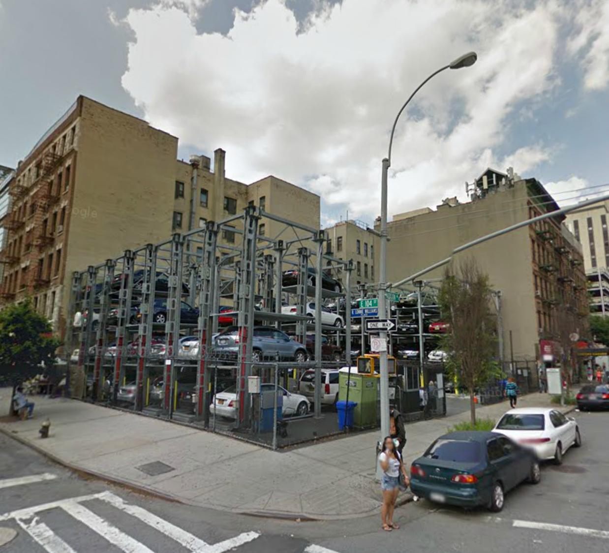 1532 Madison Avenue
