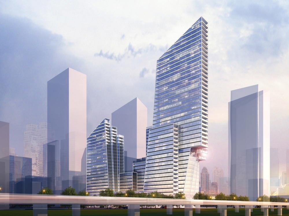 Riverside Center Building 1